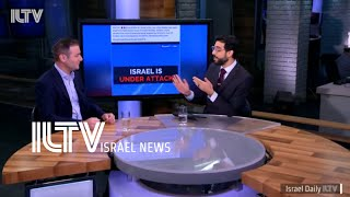 Interview: The War Online - Michael Dickson, Executive Director, StandWithUs Israel