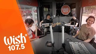 "Shamrock performs ""Alipin"" LIVE on Wish 107.5 Bus"