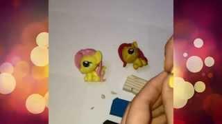 Как слепить пони из пластилина / AsyaCreative / My Little Pony