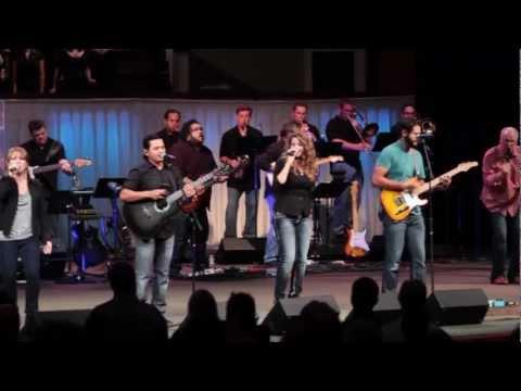 Josh Lopez, Ray Jones, Phil Vega Live Worship Album at Community Bible Church in San Antonio
