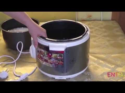 Redmond RMC PM4507 - Обзор Мультиварки-Скороварки - ENTOURAGE#1