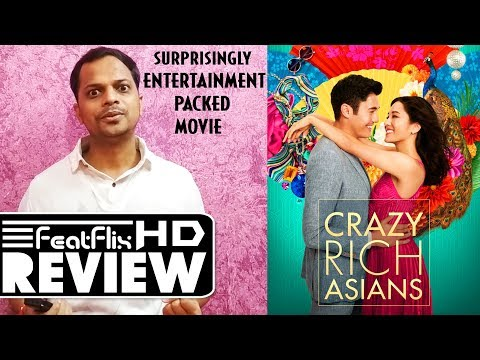 Crazy Rich Asians (2018) Comedy, Romance Movie Review In Hindi | FeatFlix