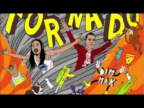 Tiesto & Steve Aoki - Tornado (HD)