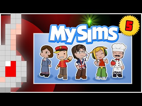 MySims - Episode 5: Sugar Rush