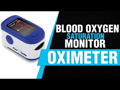 zacurate-500bl-fingertip-pulse-oximeter-blood-oxygen-saturation-monitor-review-2018