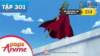 One Piece Tập 301 - Spandam Dính Chưởng! Người Anh Hùng Trên Đỉnh Tháp - Phim Hoạt Hình Đảo Hải Tặc