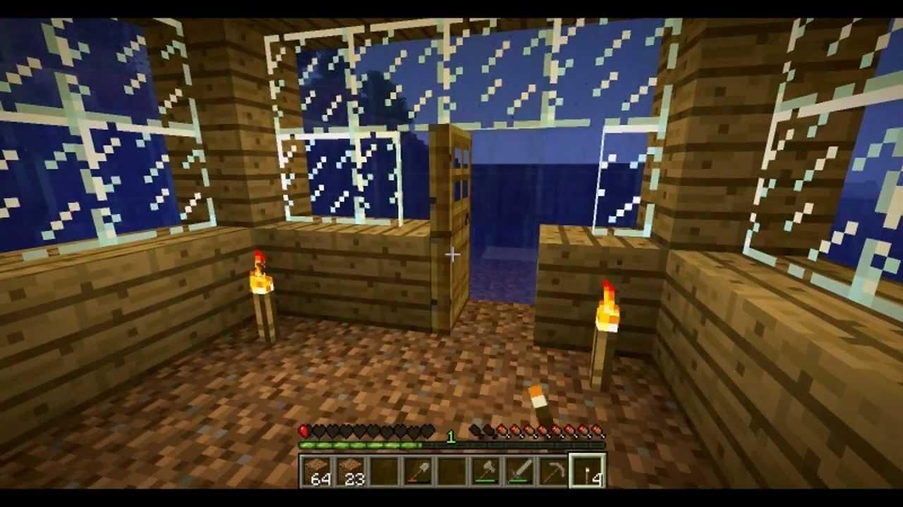 Alpha Building Minecraft