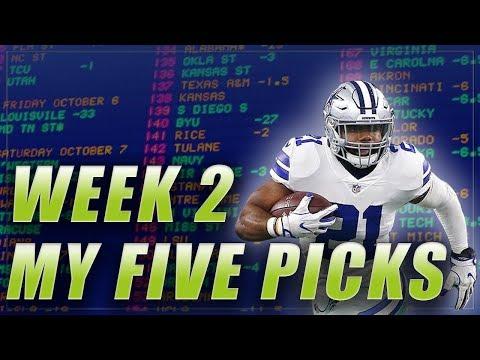 WEEK 2 NFL PICKS: BEST BETS + SURVIVOR POOL PICK | NFL PREDICTIONS