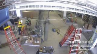 Casco Contractors - NextVR Project Time Lapse