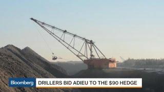 Drillers Bid Adieu to the $90 Hedge