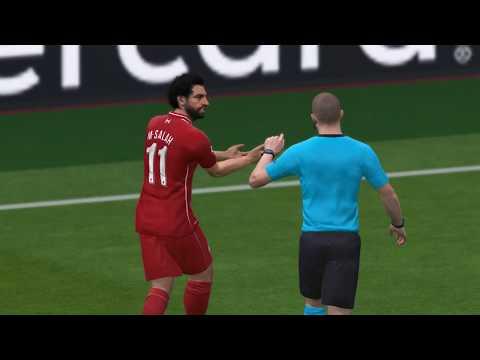 PES 2017 | UEFA Champions League | ASTANA FC VS Liverpool FC | Gameplay PC