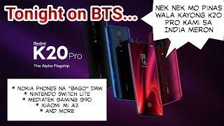 "BTS 7/20/2019 - Redmi K20 Pro India, ""New"" Nokia Phones, Switch Lite, MediaTek G90, Mi A3, & More"