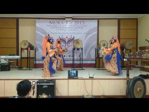 Tari Marhaban MOKA KU UPI SERANG 2015