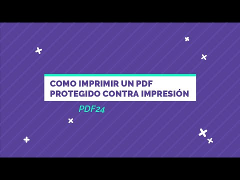 como copiar un archivo pdf protegido /How to copy text from a secured PDF from YouTube · Duration:  3 minutes 3 seconds