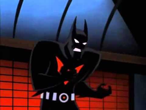 Batman renuncia - Batman Beyond