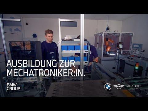 Ausbildung zum Mechatroniker (m/w) bei der BMW Group