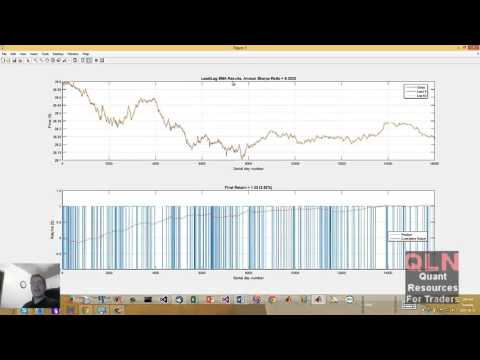 Demo of Matlab Automated Trading System with HFT thanks to Simulink