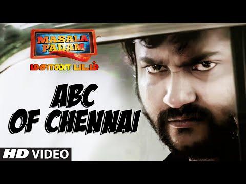 abc-of-chennai-full-video-song-  -masala-padam-  -mirchi-shiva,-bobby-simha,-gaurav,-lakshmi-devy