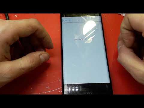 Sony Xperia Xz3 H9436 Android 9 Frp Unlock!