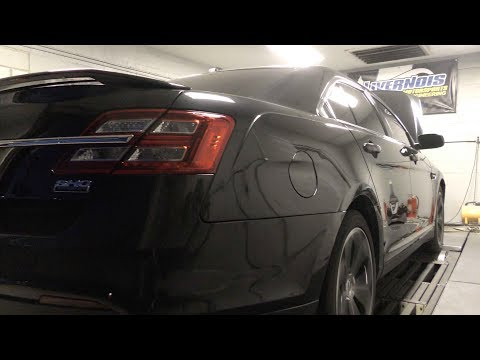 Anthony&#;s  Ford Taurus SHO Livernois T Performance Package