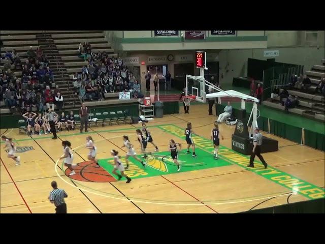 Game Highlights Girls' Varsity: Westport 24 vs Bishop Gibbons 49
