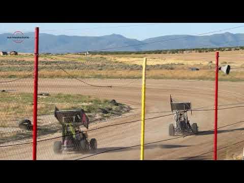 Wild Bill's Raceway Mini Sprint Heat Race 7/12/19