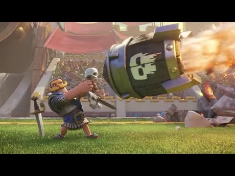 CLASH ROYALE THE FILM!!!!