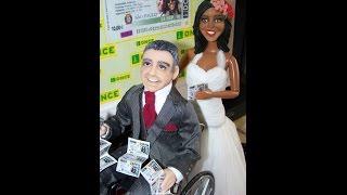 Vemos como me quedaron los muñecos para la Boda de Simone en silla de ruedas 3752