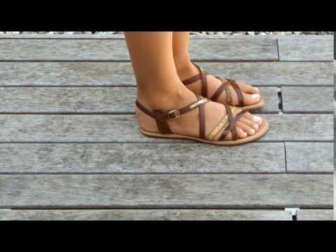 CHATTAWAK | NEVADA - Sandale pour femme
