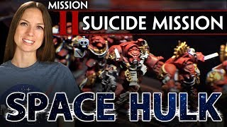 Space Hulk Board Game - Mission 02: Suicide Mission