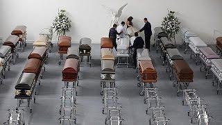 Тела всех погибших в авиакатастрофе в Колумбии опознаны