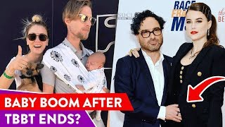 Watch what the Big Bang Theory cast is planning on doing after the ...