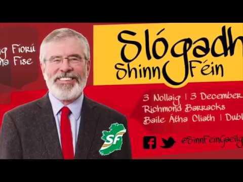 Shinn Féin Slógadh 2016