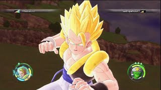 The Counter King - Dragon Ball Raging Blast 2 Online Match #262