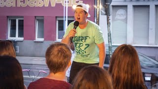 Chris Tall – Date beim Veganer