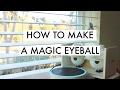 How to Make a Magic Eyeball (Alexa + Magic 8 Ball)