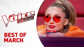 BEST OF MARCH in The Voice Kids 2021