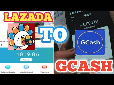 LAZADA TO GCASH WALLET | FREEALLNET TUTORIAL