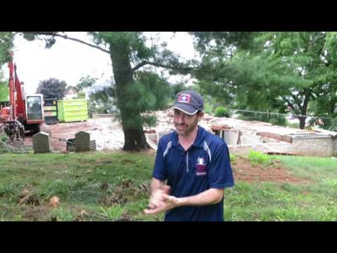 Civil War Trust East Cemetery Hill Rehab