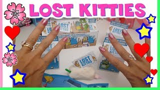 Baixar LOST KITTIES! Troviamo un gatto nel Water! Review Hasbro By Lara e Babou