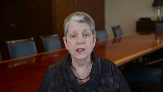 UC President Janet Napolitano on the Global Food Initiative