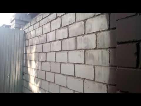 Обновили забор #безвоздушная покраска #силоксановая краска#
