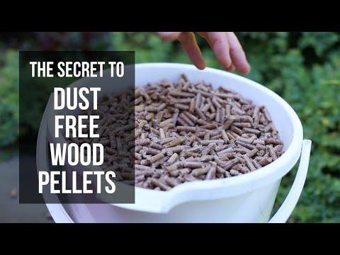 How To Ensure Dust Free Pellets In Your Wood Pellet Smoker