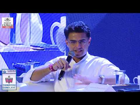 ThinkEDU2020- Competition or Cooperation: View from the State, Sachin Pilot, Deputy CM, Rajasthan