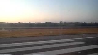 Ryanair 737 Takeoff @ Girona GRO