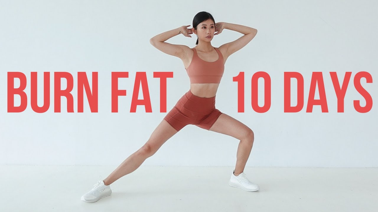 BURN FAT IN 10 DAYS | Weight Loss + Flat Belly & Abs Challenge ~ Emi
