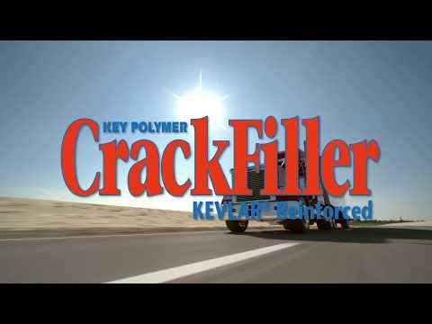 Key CrackFiller Repairs Gouges & Holes in Wooden Trailer Floors