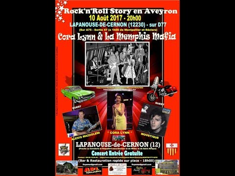 Rock'n'Roll Story en Aveyron - Lapanouse de Cernon