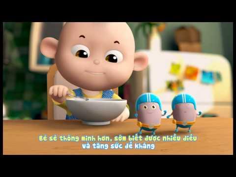 Phim quảng cáo Bio-acimin Gold 3D