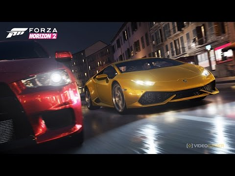 Forza Horizon 2 - Intro to Festival -